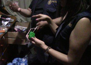 Microcomercialización de drogas