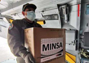 Personal del Minsa facilitó gran cantidad de equipos médicos para luchar contra la pandemia